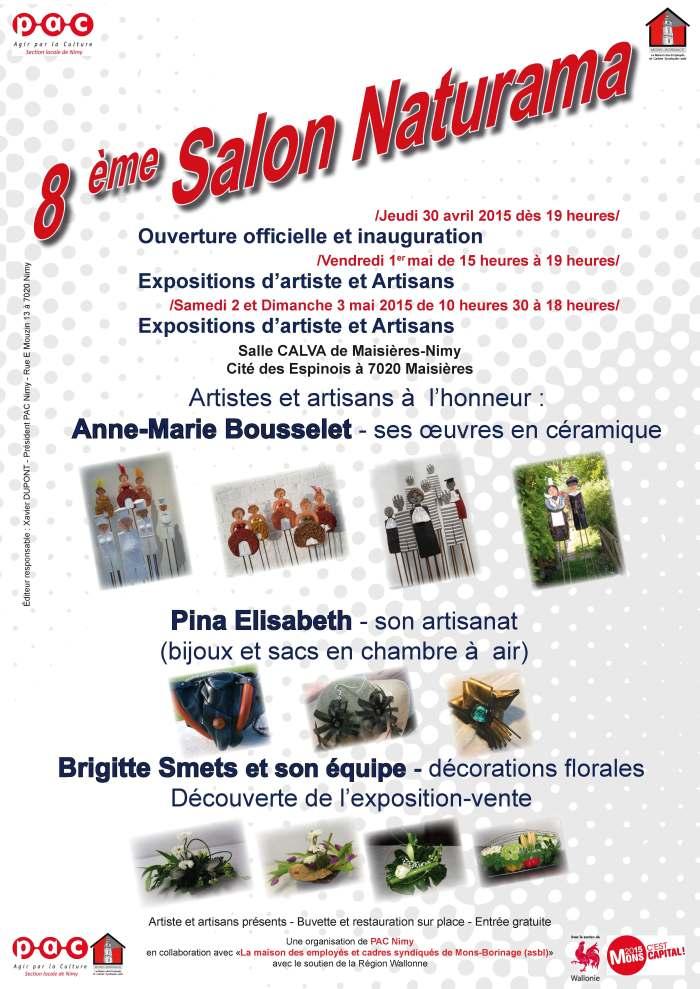 2015-04-30 - Salons Naturama Nimy
