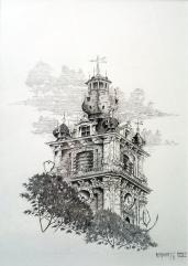Mons-Le beffroi