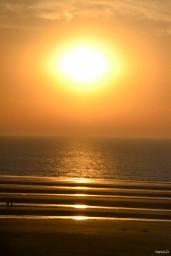 Couché de soleil-Francis Degreves