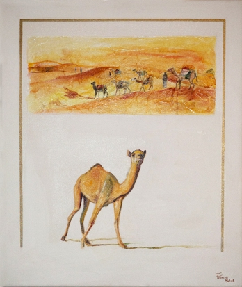 12 - chameau 1