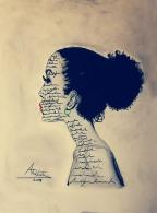 06 - femme écriture
