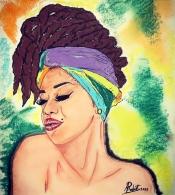 07 - femme couleur