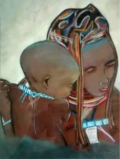 11 - femme et enfant